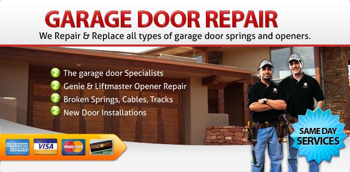 Garage Door Repair Foster City CA